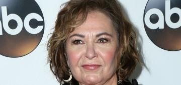 Roseanne Barr thinks she's being persecuted because she voted for Trump