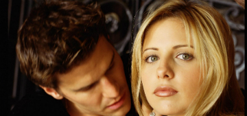 It looks like a Buffy The Vampire slayer reboot is really happening