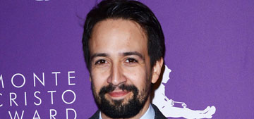Lin-Manuel Miranda announces arts fund for Puerto Rico, with $15 mil goal