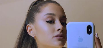 Ariana Grande took a break from Instagram after Pete Davidson deleted his