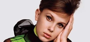 Millie Bobby Brown, 14, is friends with Drake, 31: 'Now we talk all the time'