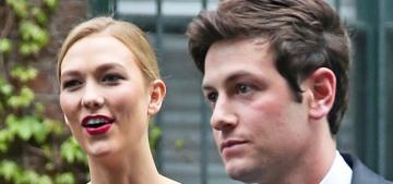 Karlie Kloss & Joshua Kushner got engaged after six years together
