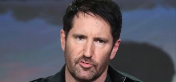 Trent Reznor: 'We're just animals who self-destruct… we're not godlike'