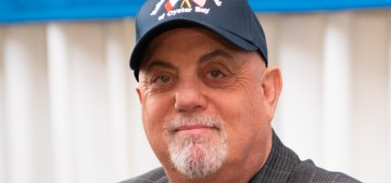 Billy Joel: 'There are no good Nazis. There are no good Ku Klux Klan people'