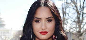 Demi Lovato was on a binge with enablers, is going to rehab