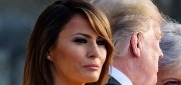 Melania Trump's spokeswoman brags about Melania watching 'any channel she wants'