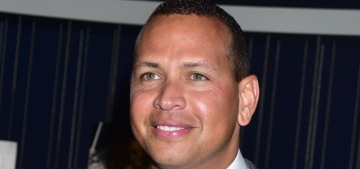 A-Rod's done with centaurs, now has a photo of himself & J.Lo above his bed