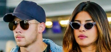 Priyanka Chopra & Nick Jonas are apparently engaged after dating for two months