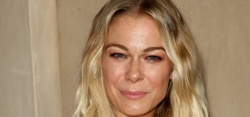 LeAnn Rimes steps out to celebrate her Hallmark Channel Christmas movie