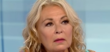 Roseanne Barr apologized to Valerie Jarrett, then said Jarrett 'needs a new haircut'