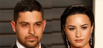 Demi Lovato's ex Wilmer Valderrama 'has spent hours at the hospital every day'