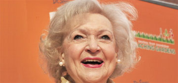 Betty White, 96: 'loves working, she loves the challenge' and isn't going to retire