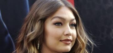 """Did you know that Gigi Hadid's real name is Jelena Noura Hadid?"" links"