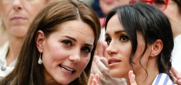 VF: Duchess Kate has been a 'pillar of support' to Duchess Meghan