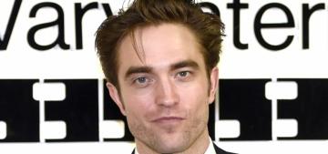 Robert Pattinson & Suki Waterhouse are dating, they went to see 'Mamma Mia'