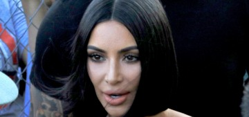 Kim Kardashian: Kanye 'doesn't really dig deep into what's going on' politically