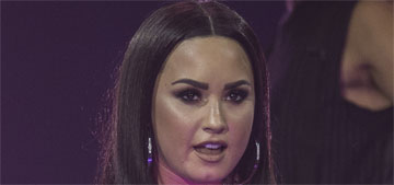 Demi Lovato has been extremely sick and is still in hospital after her overdose