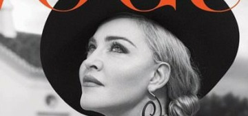 Madonna moved to Portugal because 'this is not America's finest hour'