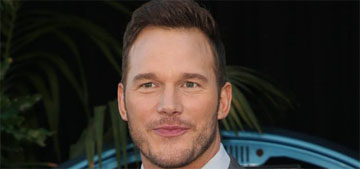 Chris Pratt & Katherine Schwarzenegger went to church with his son, kissed after
