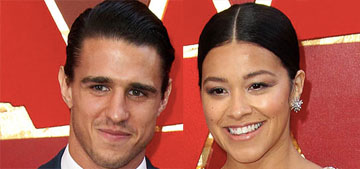 Gina Rodriguez is probably engaged to her boyfriend, Joe LoCicero