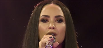 People: Demi Lovato 'never wanted to be a role model… has a rebellious personality'