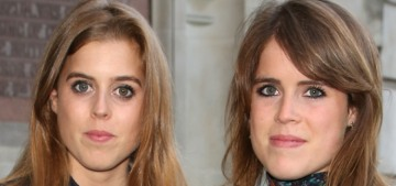 Princess Eugenie & Beatrice sat down for a joint interview with British Vogue