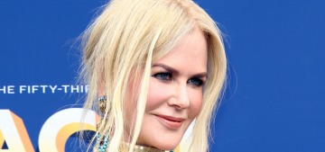 Nicole Kidman & Margot Robbie signed on to that Fox News/Roger Ailes movie