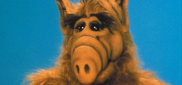 """No, seriously: someone thinks we should reboot 'ALF'"" links"