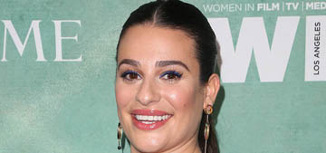 Lea Michele on wedding planning: 'I'm a very decisive person'