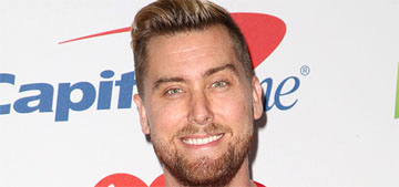 Lance Bass attempted to buy the Brady Bunch house, but lost out to a studio