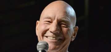 Patrick Stewart is coming back to play Jean-Luc Picard in a new 'Star Trek' series