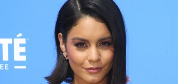 Vanessa Hudgens wears Marchesa to the LA premiere of 'Dog Days': eh or fine?
