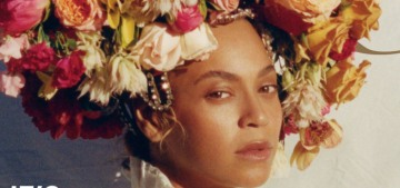 Beyonce's historic Vogue covers released, Bey talks about body image & diversity