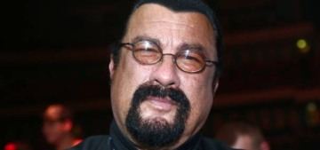 """Russia has appointed Steven Seagal to be some kind of ambassador to the US"" links"