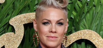 Pink responds to people claiming she canceled her show to go to the beach