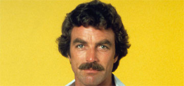 Tom Selleck gave his blessing for the Magnum P.I. reboot