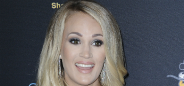 Carrie Underwood criticized for saying 35 may be too late to have a big family