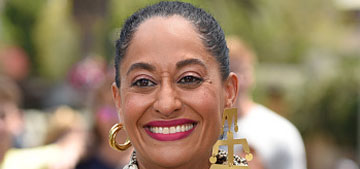 Tracee Ellis Ross: 'Your clothing can change your narrative & reframe circumstances'