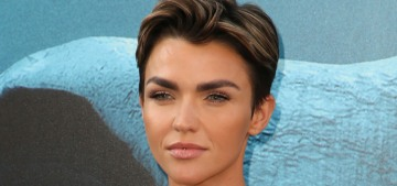 Ruby Rose cast as openly lesbian 'Batwoman' for a new CW series