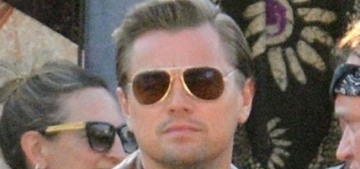 Leo DiCaprio's double-chin was Photoshopped in 'OUATIH' promotional image