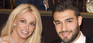 Britney Spears covers US: Sam Asghari is 'a stabilizing force in Britney's life'