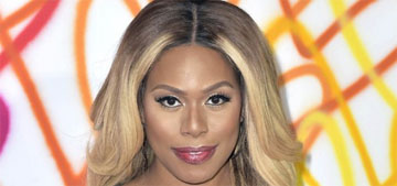 Laverne Cox: trans people see 'cis people playing us over and over again'