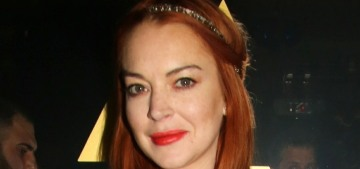 Lindsay Lohan: Me Too victims are attention-seekers and they 'look weak'