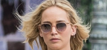 Jennifer Lawrence & Cooke Maroney are on a romantic getaway in Paris