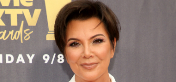Kris Jenner won't say whether or not she's engaged to Corey Gamble
