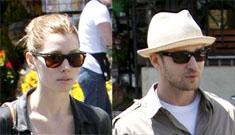 Justin Timberlake & Jessica Biel show united front despite split rumors