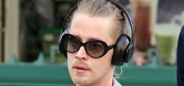 Macaulay Culkin says he turned down a role in 'Big Bang Theory' three times