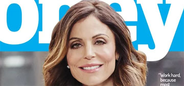 Bethenny Frankel covers Money: 'Most people are lazy & wait for things to happen'