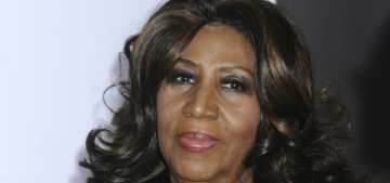 Aretha Franklin is reportedly 'gravely ill,' her family is asking for prayers
