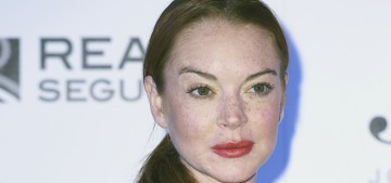 Lindsay Lohan apologizes for insulting those 'attention seeking' #MeToo victims